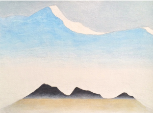Three Rocks, The Mountain