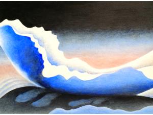 lce Canoe, Moonlight