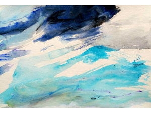Dark Cloud, White Mountain
